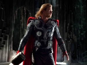 Armor, hero, movie, Thor