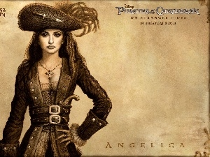Angelica, Pirates Of The Caribbean On Stranger Tides