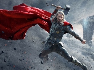 The Dark World, Chris Hemsworth, Thor