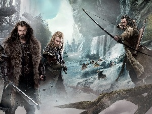 Hobbit 2, Swords, Bow, Characters