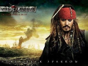 Piraci Z Karaib?w, Captain Jack Sparrow