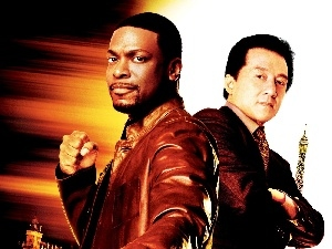 Jackie Chan, Chris Tucker, rush, 3, hours