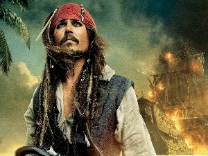 captain, Jack Sparrow