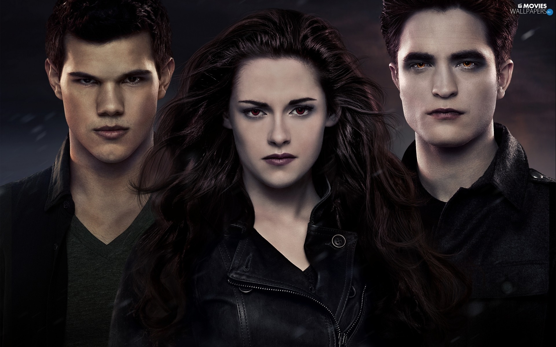 Actors, saga, Kristen Stewart, Robert Pattinson, Taylor Lautner, twilight